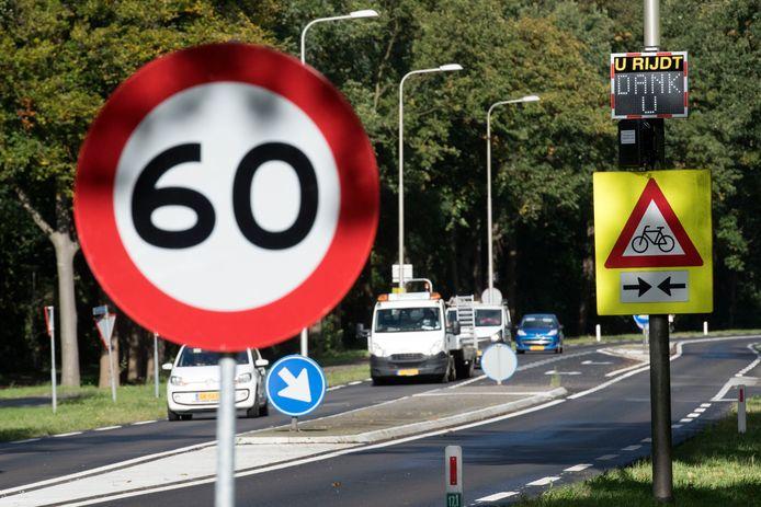 In april 2021 wordt het kruispunt op de provinciale weg N798 in Putten aangepast. Het bord 60 verdwijnt dan, ter plaatse geldt dan een snelheidslimiet van 80 kilometer per uur.