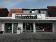 Appartementen in voormalige fietsenzaak Van Scheijndel in 's-Gravenzande