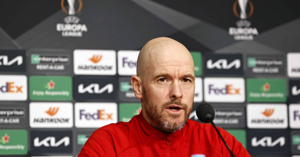 LIVE   Ten Hag en Stekelenburg over cruciale clash van Ajax met AS Roma