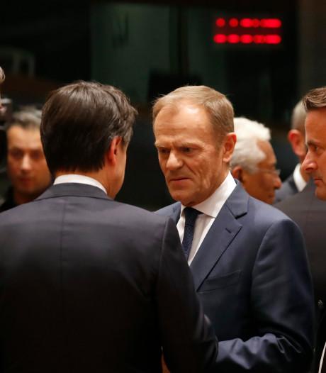 'EU bereid brexit - onder voorwaarden - uit te stellen'
