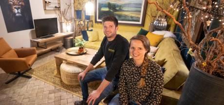 Stijn en Lotte namen al op jonge leeftijd Nijverdalse meubelzaak over: 'Opboksen tegen vooroordelen'