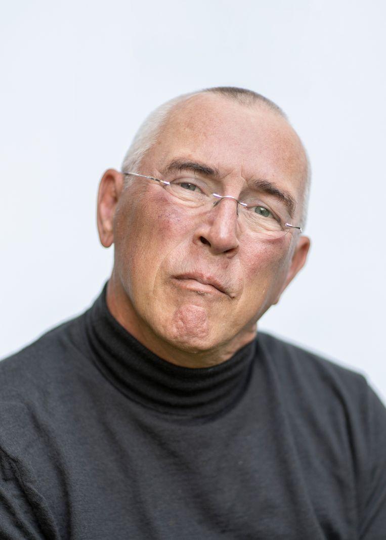 Henk Blanken: 'Ik ben drie  keer heel  erg van mening veranderd over mijn eigen dood.' Beeld Harry Cock