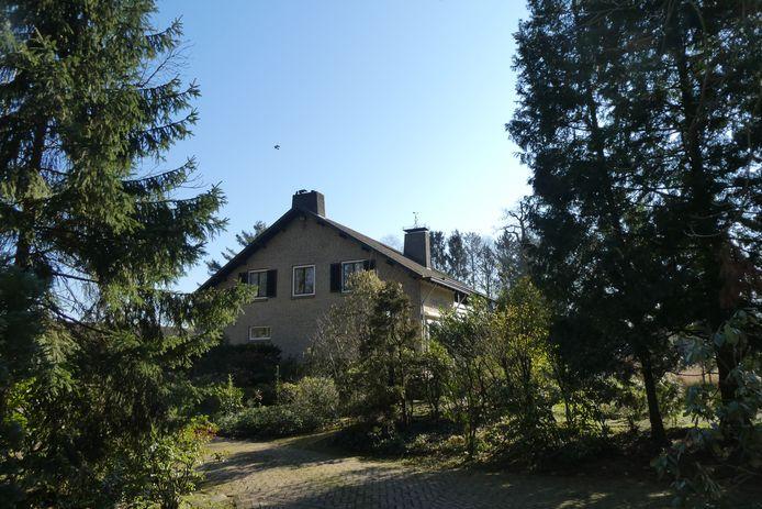 Villa Huize Overberg.