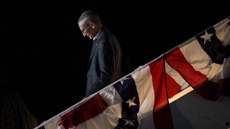 Clintons campagneleider John Podesta Beeld afp