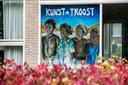 Kunst*Troost door Oosterbeekse Hannet Roderijs.