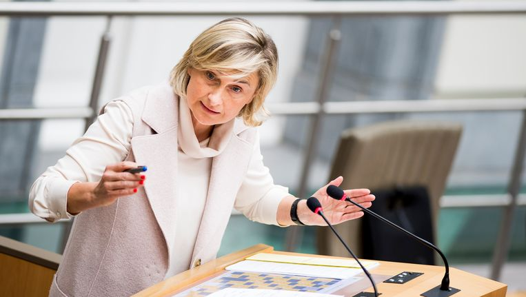 Onderwijsminister Hilde Crevits (CD&V)