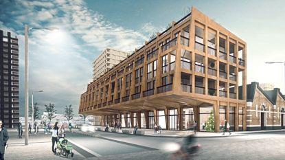 Montevideopakhuizen herrijzen als 'zwevende' appartementen