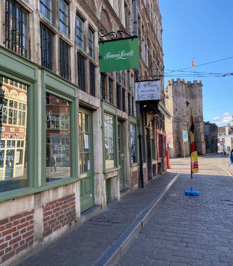 """Koffie- en theewinkel aan Gravensteen sluit na 15 jaar de deuren: """"Op korte termijn was er onvoldoende toekomstperspectief"""""""