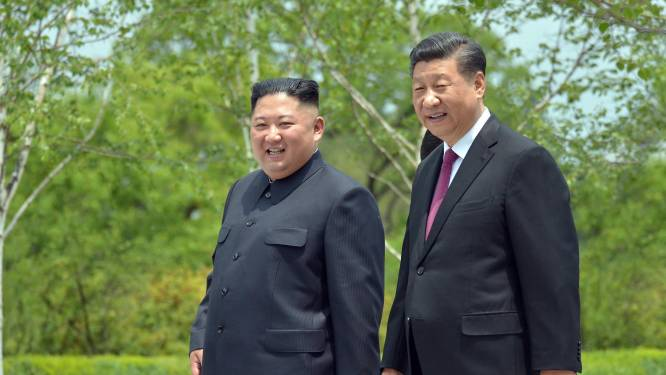 China wil politieke situatie op Koreaans schiereiland waarborgen