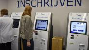 AZ West gaat digitaal: inschrijven via kiosk, afspraak maken via website