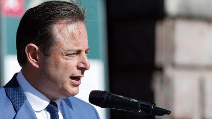"""Bart De Wever: """"De premier kan rekenen op mijn volledige steun"""""""