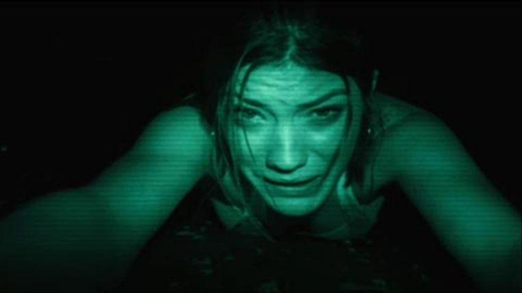 Jennifer Carpenter in 'Quarantine'. Beeld rv