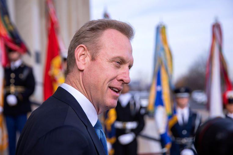 Patrick Shanahan wordt vanaf 1 januari defensieminister ad interim. Beeld EPA
