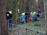 Jonge motorcrosser met traumahelikopter naar ziekenhuis