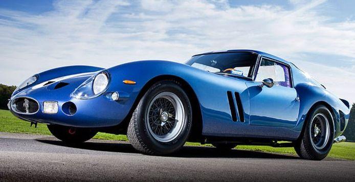 De duurste auto ter wereld: een Ferrari 250 GTO