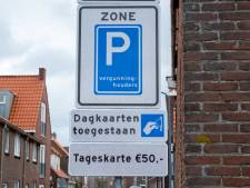 Verdeeldheid over parkeertarieven in Veere is te groot