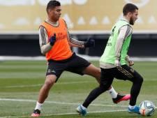 """Zidane sur le retour d'Eden Hazard: """"Je ne prendrai pas de risque"""""""