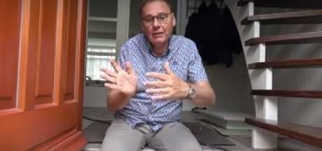 Jan de Hoop vlog #70: Enge kruipruimte en een IKEA-stoel