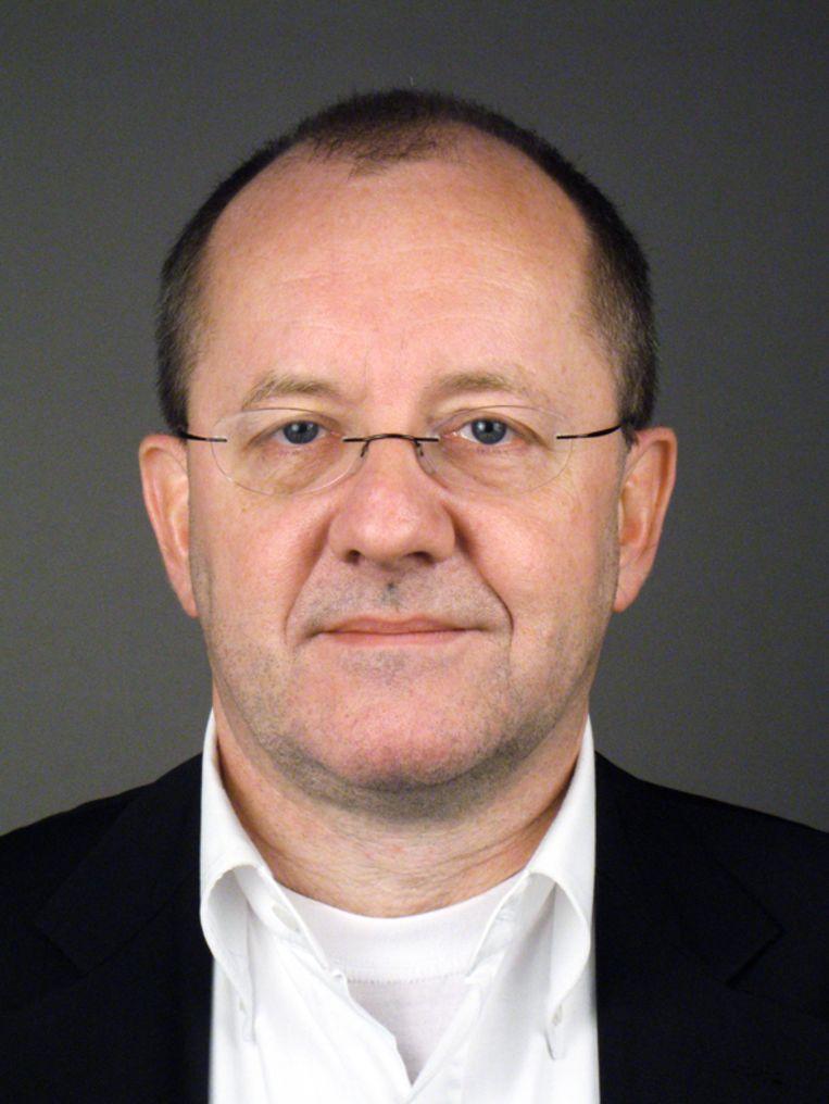 Hubert Smeets. Beeld rv