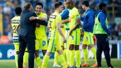 """Vanderhaeghe vergiste zich tijdens rust: """"Zei tegen spelers dat het 2-0 voor Anderlecht was"""""""