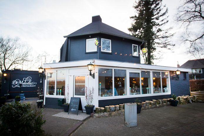 De Melodie is het enige restaurant in het buitengebied met een volledige vergunning.