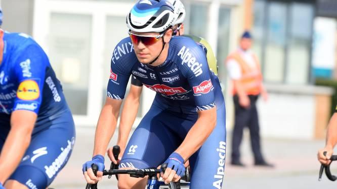 """Simon Dehairs mist Tienen, maar rijdt Munsterland: """"Alpecin-Fenix geeft de kans me te ontplooien"""""""
