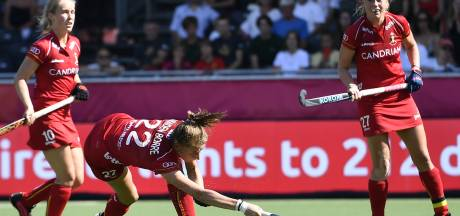 Les Red Panthers battues 2-0 par l'Allemagne pour leur reprise en Hockey Pro League