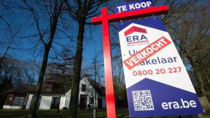 Absoluut record: Belgen leenden vorig jaar 31 miljard euro voor woningen