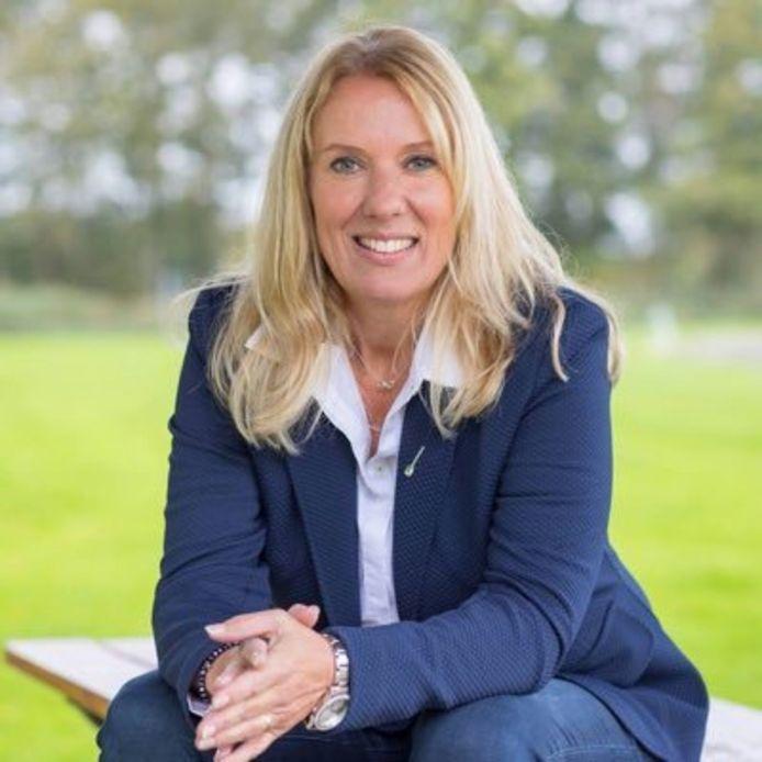 Wethouder Lizanne Lanser van Molenlanden.