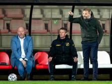 NAC-trainer Steijn: 'Voor rust hebben we echt heel slecht gespeeld'