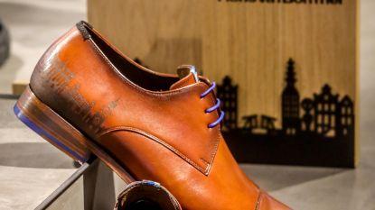 De schoen met de 'foute' skyline van Brugge