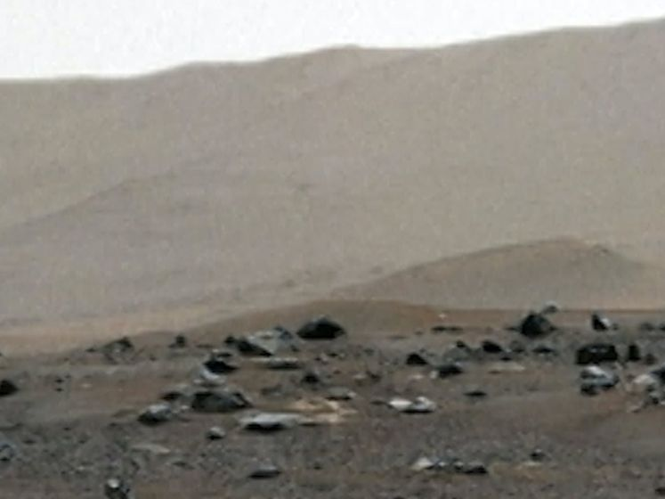 NASA deelt eerste 360°-panoramafoto van Mars