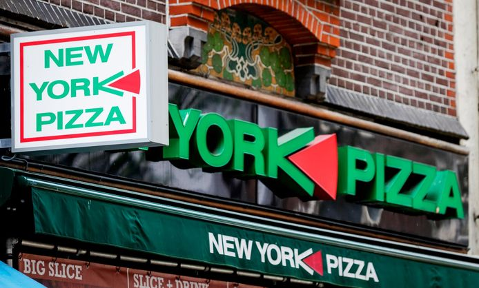 New York Pizza.