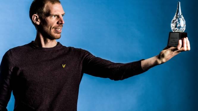 Tim Declercq wordt mederecordhouder en vervolledigt hattrick met derde Kristallen Zweetdruppel