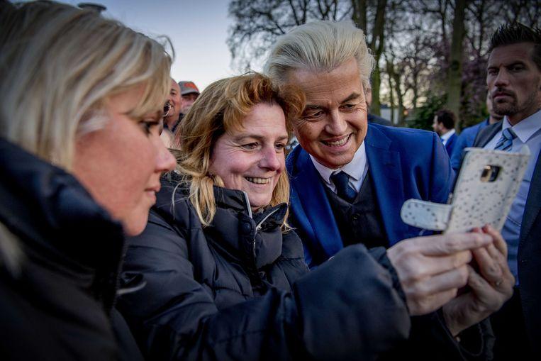 'De PVV economisch links noemen is vooral treurig voor kiezers die op basis hiervan besluiten PVV te stemmen in de veronderstelling hiermee hun eigenbelang te dienen.' Beeld ANP