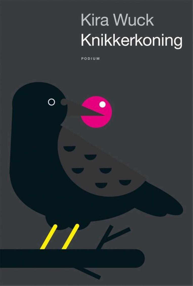Kira Wuck, 'Knikkerkoning', Podium, 206 p., 20,99 euro.   Beeld RV