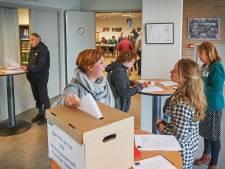 Marjoleine en Mien ontvangen Zeelandse stemmers hartelijk in De Garf