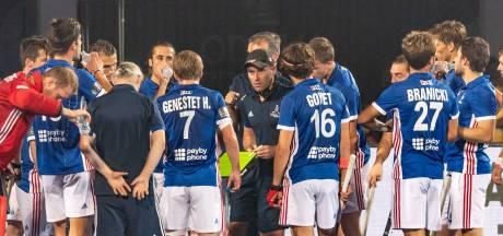 Delmee op EK tegenover toekomstige ploeg Oranje: 'Als negen man stoppen, heb ik een probleem'