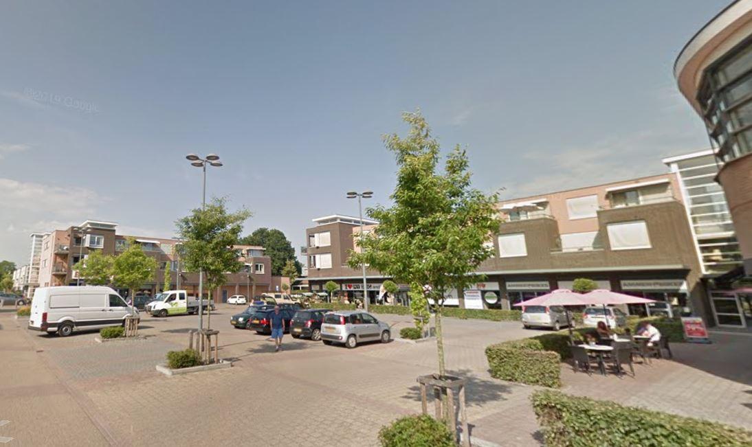 Winkelcentrum De Haar in Ammerzoden.