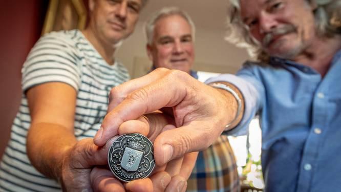 Roosendaalse herdenkingsmunt Roosendaalder razendsnel uitverkocht, nieuwe lading op komst
