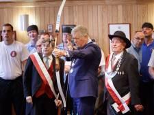 Zilveren Pijl verschieting op het Ravelijn