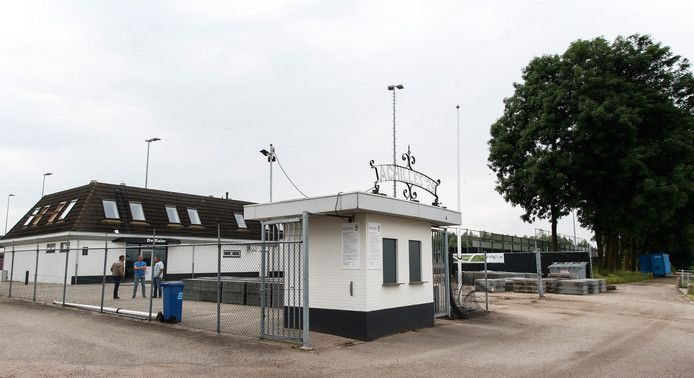 Sportpark de Heikant in Groesbeek.