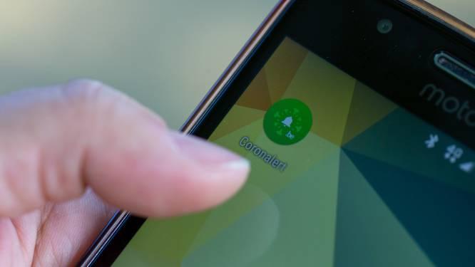 Eindelijk wordt corona-app gelanceerd, als de dokter de 17-cijferige code nu maar juist invult
