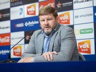 """Vanhaezebrouck voor ultieme clash tegen Zulte Waregem: """"Play-off 2 halen redt ons seizoen niet"""""""