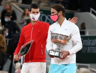 Nadal in de groep met Thiem en Tsitsipas, Djokovic treft Medvedev en Zverev op Masters