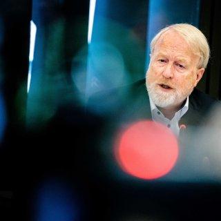 Bigbrotherdenken in Nederland? We vroegen RIVM-directeur Jaap van Dissel ernaar