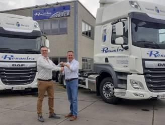 Transportbedrijf Rosantra breidt vrachtwagenvloot uit