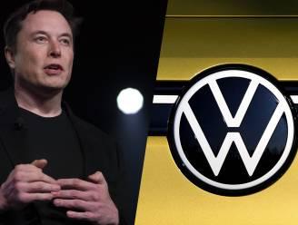 Elon Musk 'special guest' op bijeenkomst van topmanagement Volkswagen