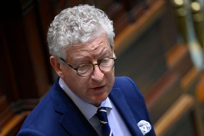 Pieter De Crem, ministre de l'Intérieur.