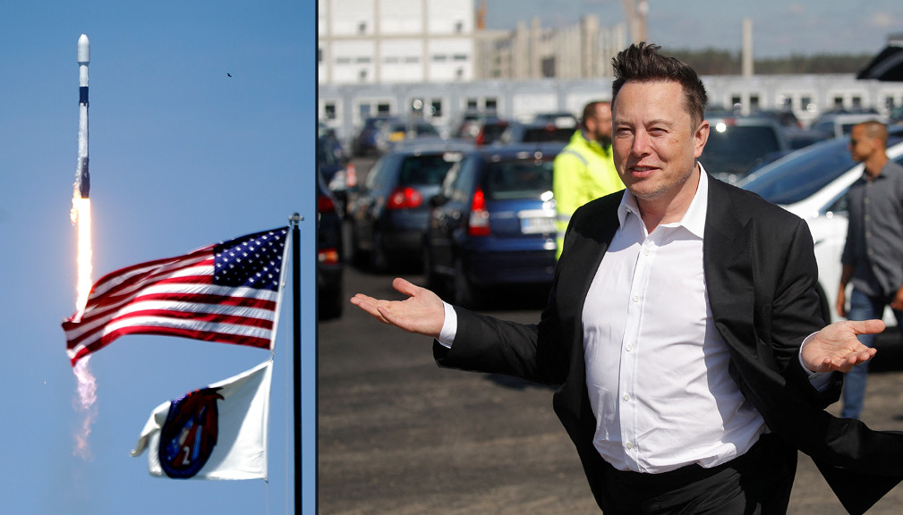 Tesla-baas Elon Musk wil met Starlink alle uithoeken van de wereld vanuit de ruimte van razendsnel breedbandinternet voorzien.